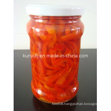 Canned Sweet Red Pepper Slice.